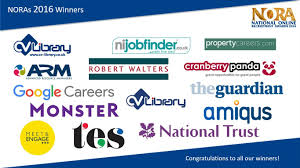 winners 2016 national online recruitment awards best generalist job board