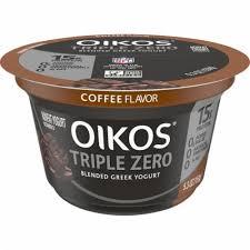 Upc 036632002822 buy yogurt 036632002822 learn about dannon upc lookup, find upc Mariano S Oikos Triple Zero Coffee Yogurt 5 3 Oz