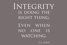 personal integrity bear valley center for spiritual enrichment