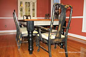 Fascinating Distressed Dining Room Sets Pjpg Dining Room - Distressed dining room table and chairs