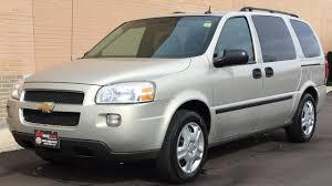 2009 Chevrolet Uplander LS - Extended Wheelbase, 7 Passenger, Rear ...