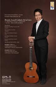 Brenda Araceli Galindo de la Llave... - Facultad de Música FaM UNAM    Facebook