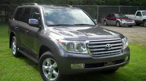 2011 Toyota Land Cruiser - YouTube