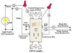 how to wire switches combination switch outlet light fixture Wiring Gfci To A Lamp Post gfci combination wiring Wiring a Switch to a Light Fixture
