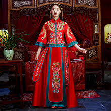 <b>bridal</b> gown <b>red</b>