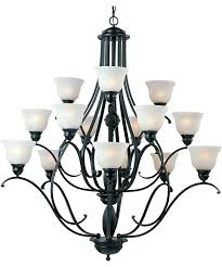 large black chandelier small er for foyer dream lighting images on contemporary lamps design ideas wrought