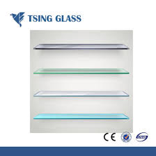 glass shelves for wahsing room corner wall refrigerator decoration