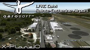 Airport Calvi Scenery For X Plane