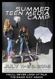 summer media camp summer teen media camp 2016 pdf application pdf