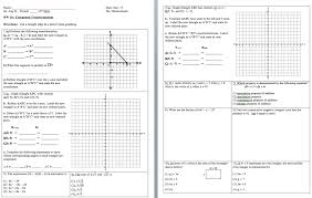 Integrated Math Worksheets Worksheet Common Core 008857135 1 2 ...