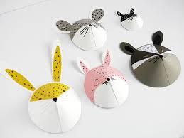 diy animal paper masks by la maison de loulou 7