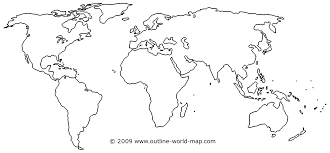 Printable Blank World Outline Maps Royalty Free Globe Earth Best Of