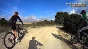 Action Cam Sony Hdr As15 Mountain Bike Youtube