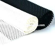 non slip rug pad 8x10 durable reversible non slip rug pad 8x10