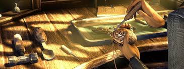 jewelry crafting in elder scrolls