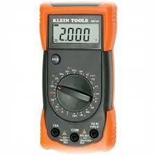 klein tools mm300 manual ranging 600v digital multimeter cat iii 600v