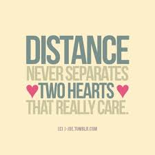 Quotes For Long Distance Love Magnificent Love At Long Distance Quote