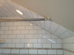 beautiful design ideas picture 8 of 35 ceiling mounted shower curtain rods lovely rod for angled ceilings pranksenders