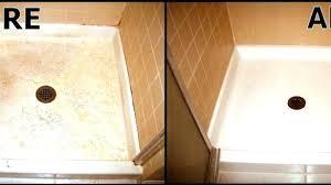 shower resurface fiberglass bathtubs and showers refinishing resurfacing painting