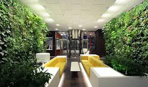 Small Picture 10 Cool Indoor Vertical Garden Design Examples DigsDigs