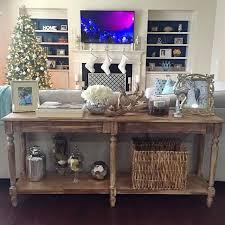 sofa table decor pottery barn. Full Size Of Sofa:stunning Sofa Table Decor Pottery Barn Keaton Console Tablejpg Nice
