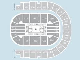 Basketball Seating Plan The O2 Arena