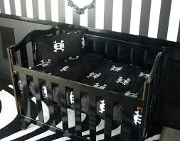 skull baby bedding crib sets