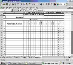 Formato Lista De Asistencia Excel Magdalene Project Org