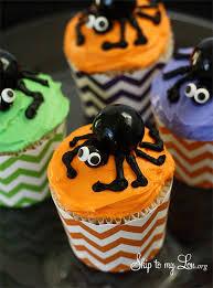 halloween spider cupcakes. Fine Spider Spider Cupcakes Inside Halloween Spider Cupcakes