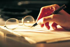 Escrevendo para as paredes