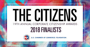 Samsung Named A 2018 Finalist For U S Chamber Foundations