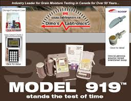 Model 919 Labtronics Motomco Service Recalibration