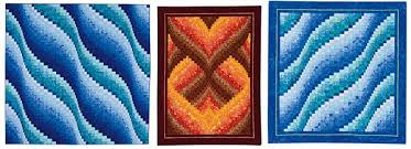 Quilting for men: pattern roundup - Stitch This! The Martingale Blog & Bargello quilts for men 2 Adamdwight.com