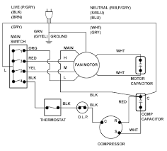 air compressor capacitor wiring diagram before you call a ac best of carrier air conditioner capacitor wiring diagram window ac wiring diagram samsung air conditioner at