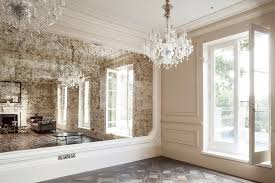 mirror for dining room wall. Mirror For Dining Room Wall Absurd Antiqued Transitional 1st Option Home Interior 41