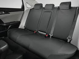 honda civic hatchback rear seat covers zoom