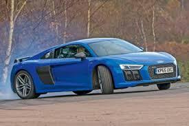 Audi R8 - Sideways  E
