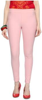 Buy Candies New York By Pantaloons Pink Cotton Slim Fit