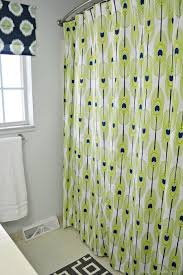view in gallery bright and beautiful grommet topped shower curtain