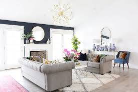 Diy Living Room Makeover Interesting Design Inspiration