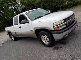 2000 Used Chevrolet Silverado 1500 4X4 / EXT CAB / LS at Contact Us Serving Cherry Hill, NJ, IID 16455422