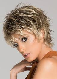 Women Short Wigs 2019 Flaxen Wave Curly Tousled Synthetic Wigs