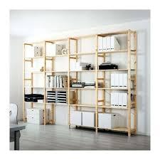 ikea pine shelves unfinished wood bookshelf