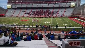 Seating Chart For Memorial Stadium Lincoln Nebraska Memorial Stadium Nebraska Section 24 Rateyourseats Com