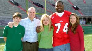 blind side  the michael oher story   abc newsphoto