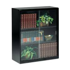 metal bookcase 3 shelf executive metal bookcase w locking glass doors x metal bookcase with sliding