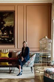 Designer In The House 2018 Beata Heuman Is House Gardens Inaugural Interior Designer