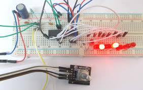 interfacing rotary encoder avr microcontroller atmega8 rotary encoder interfacing avr microcontroller atmega8