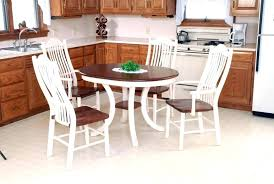 round wooden table and chairs oak and white kitchen table unique kitchen tables and chairs wood
