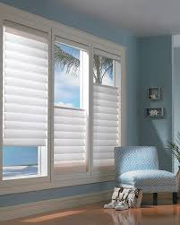 Curtain Ideas For Windows With Blinds